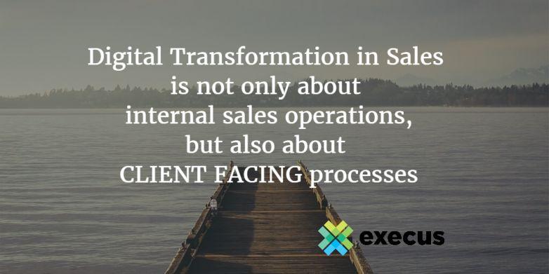 Digital Transformation   Execus